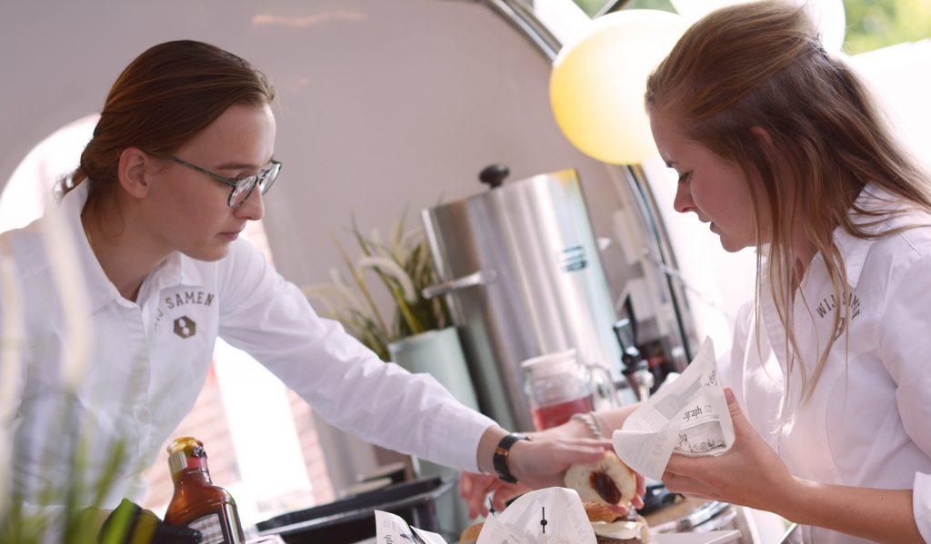 Catering Zwolle bruiloft bedrijfsfeest kraamfeest