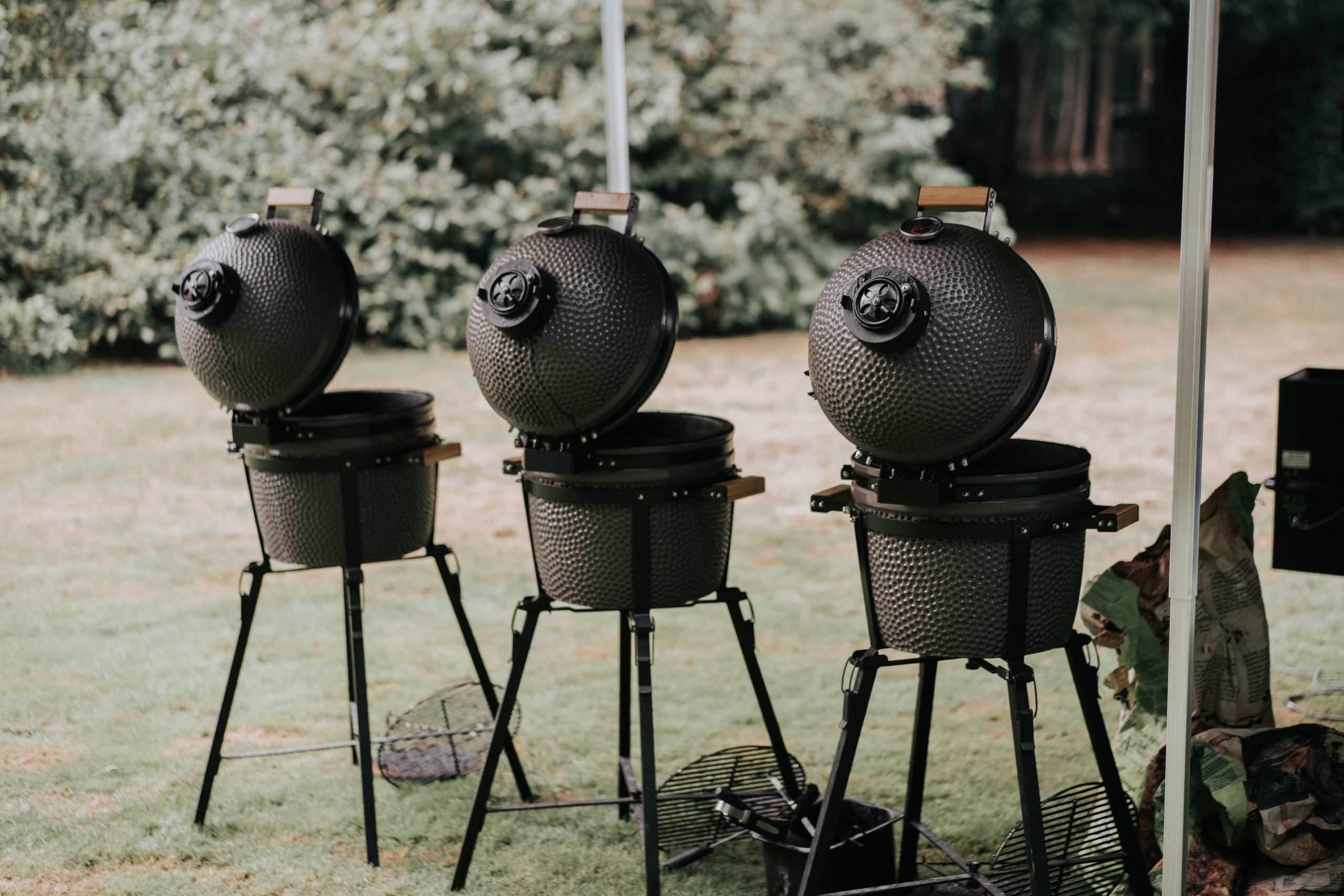 Catering barbeque Wezep Zwolle Big green egg
