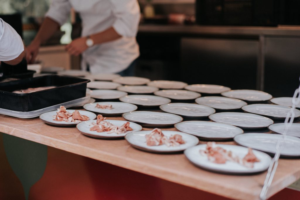 Feest foodtruck catering service